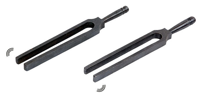 Tuning-Forks-Demonstrating-Communication-of-Energy