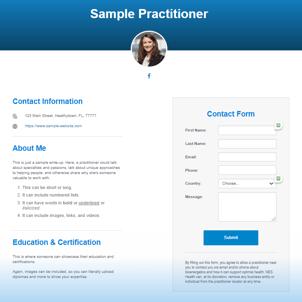 sample-practitioner